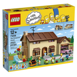 La Maison des Simpsons