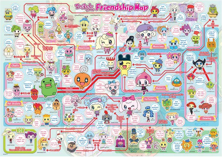 tamagotchi-friend-map