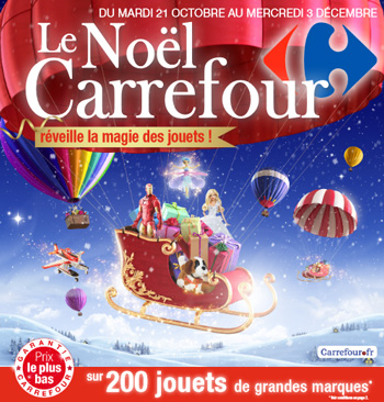 Catalogue Carrefour Noël 2014