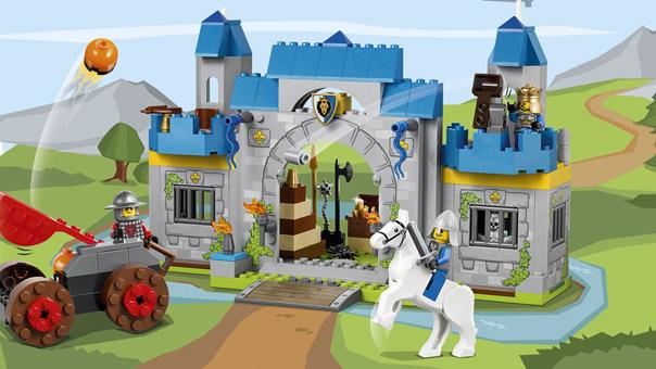 LEGO Juniors - Le château fort