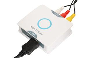 Connecteur HDMI <-> AV