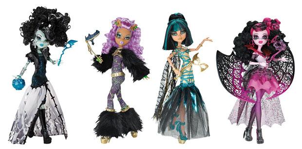 Les jouets incontournables no l 2014 pr visions et - Toutes les monster high ...