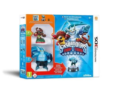 Skylanders Trap Team pour 3DS