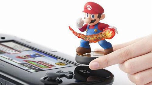 Amiibo Mario connection à la Wii U