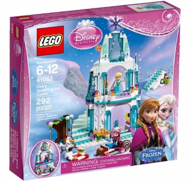 LEGO Reine Des Neiges #41062