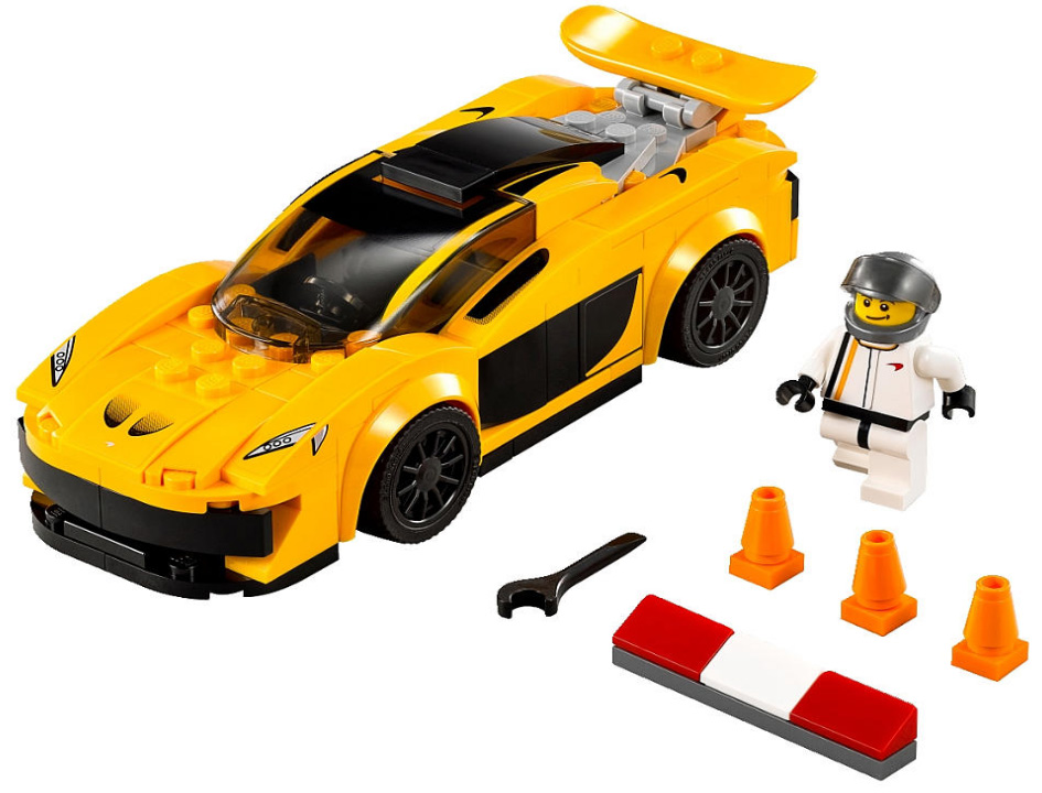 McLaren P1 - Lego 75909