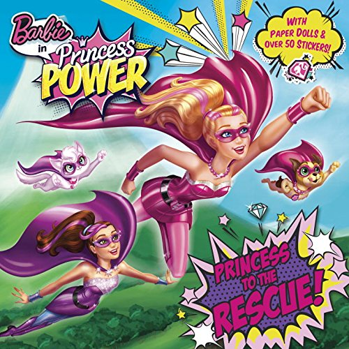 barbie-princesse-power-book-2