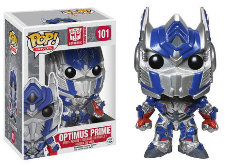 Figurines Pop Transformers Les Robots Bumblebee