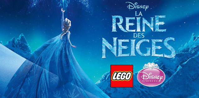 le palais de glace delsa portant la rfrence 41062 lego la reine des neiges noel 2014