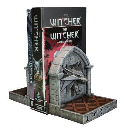 Presse-livre The Witcher 3 Dark Horse Deluxe avec livres